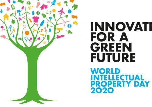 روز جهانی مالکیت فکری با شعار نوآوری برای آینده سبز