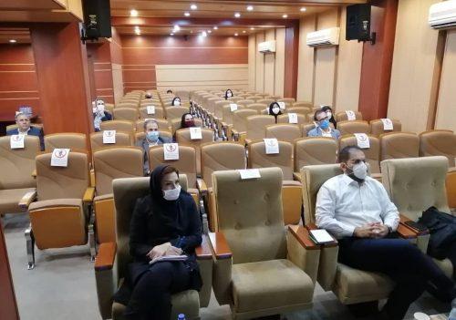 برگزاری کارگاه سه روزه آموزش جامع ثبت اختراع در وزارت دادگستری