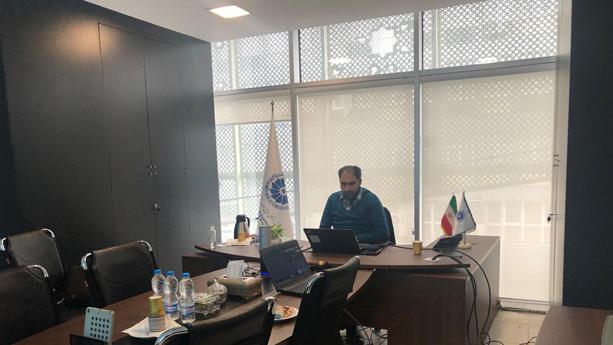 برگزاری وبینار مالکیت فکری در اتاق بازرگانی ایران